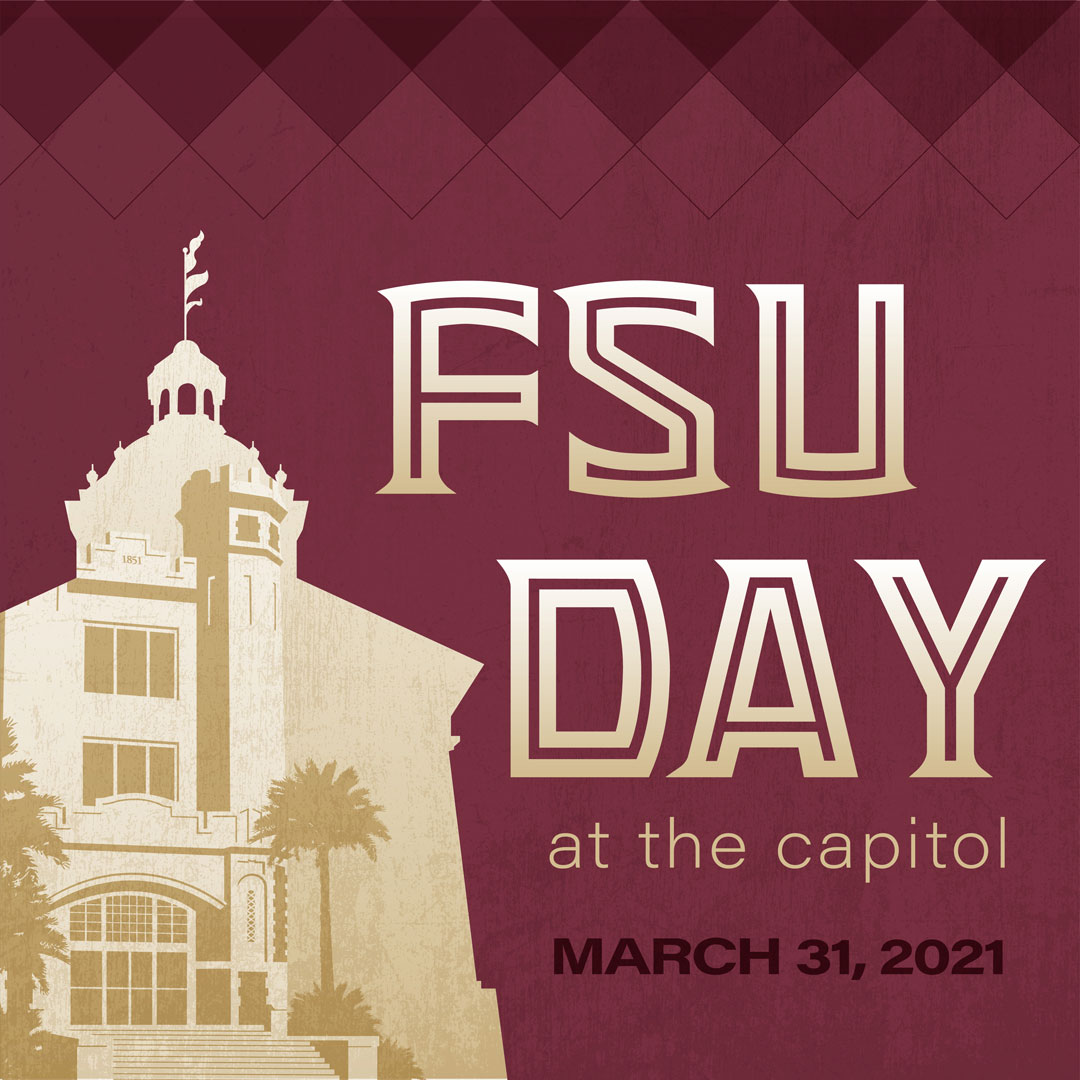 2021 FSU Day at the Capitol Instagram image